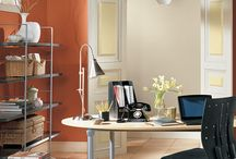 Office colours / by Eira Braun-Labossiere