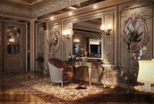 Luxury_Master Bedroom / Master Bedroom_ksa