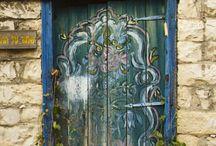 DOORS / by Nuance Salon