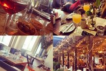 NYC / Booze and brunch