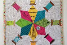 Mini Quilts / by Vickey Hughes