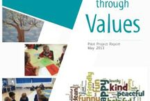 Learning Through Values / A shared exploration of values and learning - ideas, articles, resources, links and discussions