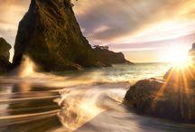 Merveilleux paysage