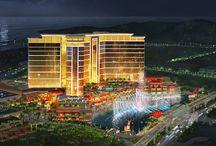Roger Thomas + Wynn Hotels / Interior Design, Hotel Design, Wallpaper, Wallcoverings, Design Inspiration