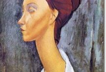 when i know your soul i will paint your eyes by modigliani