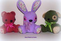 Crochet by Aneta / szydełko moja pasja