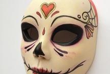 Calaveras - Dia de los Muertos / Sugar Skulls