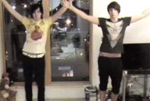 *+,{{Dan and Phil}}* ,+