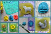 Play-doh ideas