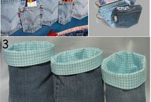 spijkerbroek diy