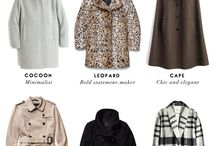 Outerwear vocabulary