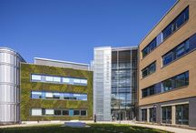 Aluprof on Education / Aluprof aluminium systems used across the UK on education developments
