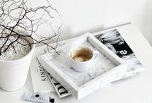 Home Vignettes / Minimalist home details