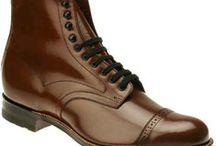 Los zapatos de un caballero
