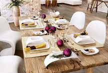 Rustic furniture / Dining