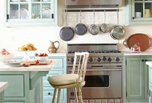 home - kitchens / by Charleigh Mims