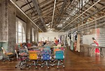 Vintage Design Ideas / Various vintage ideas of fashion, decorating or business office spaces with cool designs! / by Sydney's Vintage Clothing
