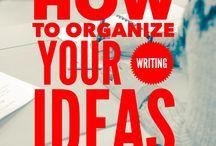 Writing | Writer ideas