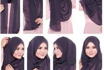 shawl wrapping