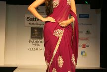 Sattvika - Sarees / The saree collection