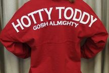 Hotty Toddy / by Madison Thomason