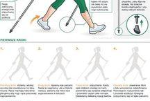 Slowjogging, nordic walking