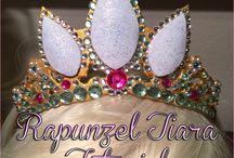 rapunzel tiara
