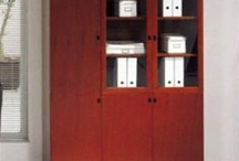 Bookcase and Cabinets / Enhance your office space with these contemporary credenzas and bookcases.