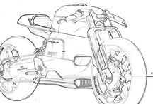 transportation sketch