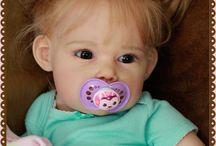 Jannie de Lange - babymeisje rood haar