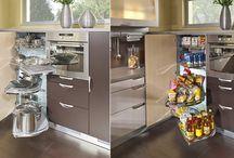 Kitchen ideas / chystáme se na rekonstrukci kuchyně... takže tady jsou zajímavé a hezké nápady