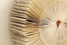 book art / inspiration for installations  / by Flannery Burt