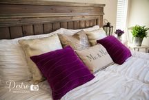 Rustic Chic Bedroom / bedroom remodel. rustic chic decor.