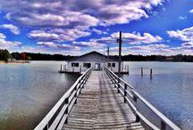 Docks / Custom docks for boats / lake