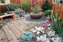 Backyard ideas / inspiration for backyard