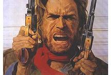 The Outlaw Josey Wales / Josey Wales:  Now remember, when things look bad and it looks like you're not gonna make it, then you gotta get mean. I mean plumb, mad-dog mean. 'Cause if you lose your head and you give up then you neither live nor win. That's just the way it is.