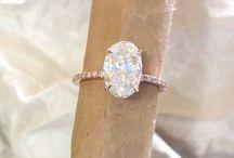 Moissanite - better than diamonds / The new diamond alternative