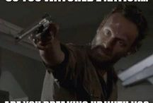 Z nation and TWD