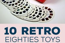 Vintrage/Retro Toys