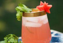 grownup fruity drinks