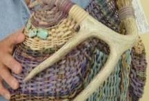 Basket Weaving / Beautiful baskets; something to emulate.