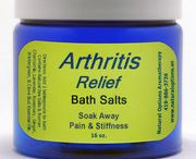 """Bath Salts - Shared by Natural Options Aromatherapy / Aromatherapy Product: Bath Salts - A """"999"""" grade sea salt."""