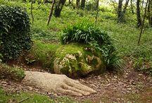 Jardins anglais - British Garden / Great British Gardens