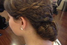 party/formal finish / hair-Liza Salon Fluxx