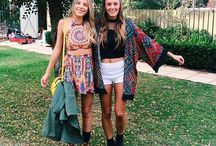 Hippie Outfit