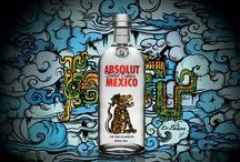 Absolut Vodka / Recopilación de gráficas publicitarias de la marca Absolut Vodka en el mundo. La mayoría disponibles en el blog www.ideacreativa.org