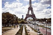 Big and beautiful monuments in paris