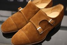 Double Monk Strap Shoes / by Matthew Kwon