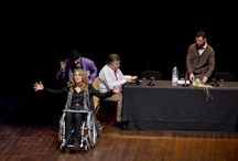 #BatecLifestyle Theatre in a wheelchair: more than a hobby, a passion