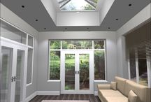 Orangery CAD designs  / CAD designs from the Dobsons team